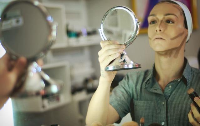 Guilherme revela suas impressões sobre a nova cena drag. (Foto: Yasmin Sandrini).